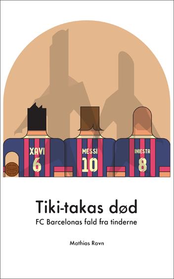 Tiki-takas død - Forside